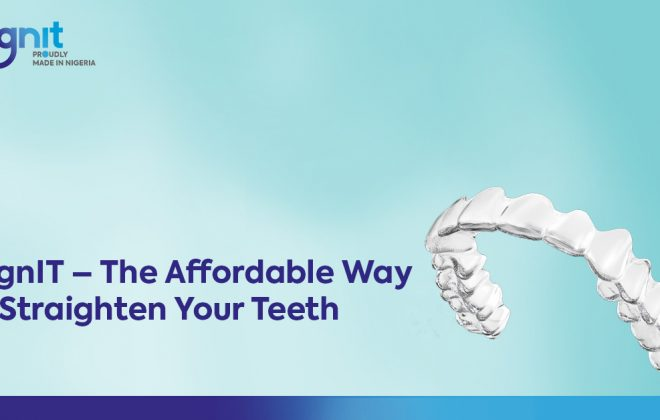 AlignIT: Affordable way to straighten your teeth