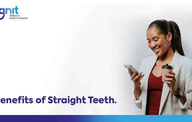 Benefits of a straight teeth