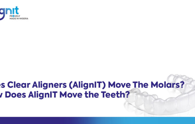 Dies Clear Aligners Move the teeth